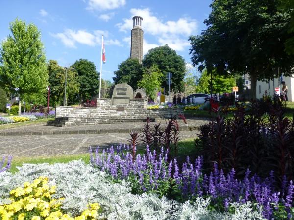 Wiltz Monument de la grève