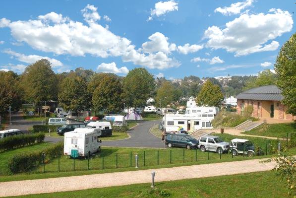 camping et port du mont olympe