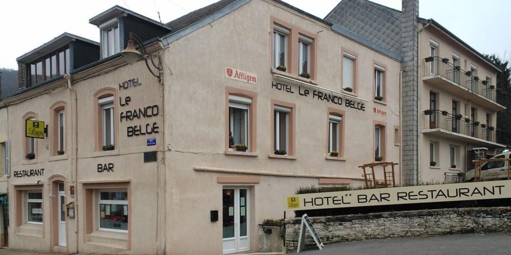 hotel le franco belge