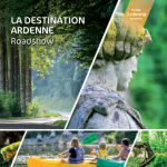roadshow de la destination Ardenne de septembre 2014
