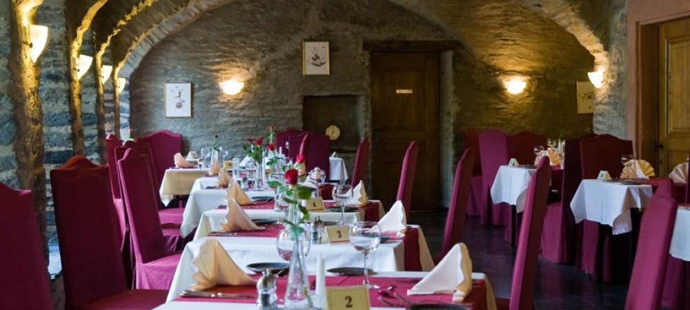 Restaurant, Wiltz, tanneries
