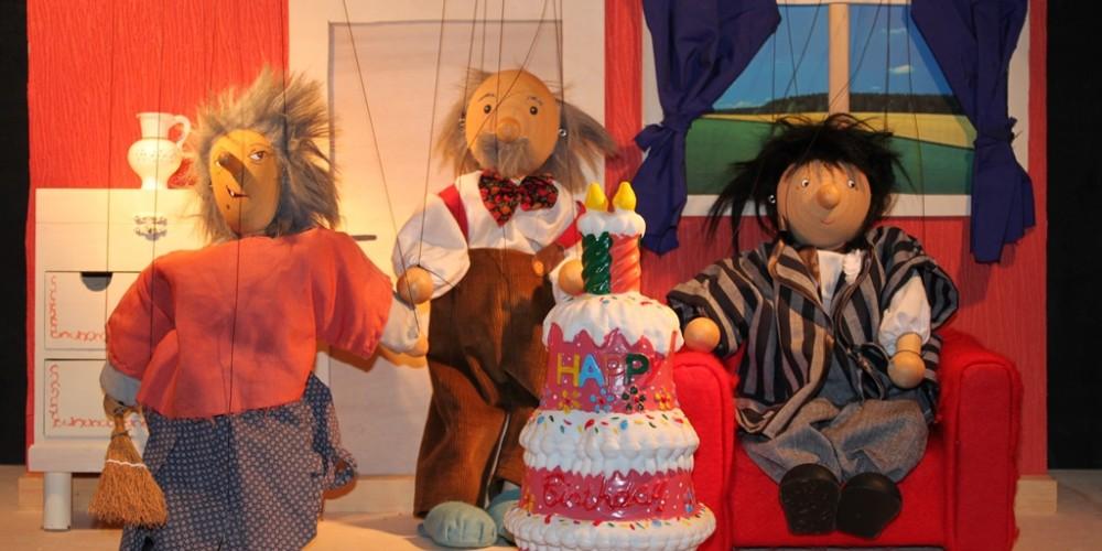 théâtre, marionnettes, enfants