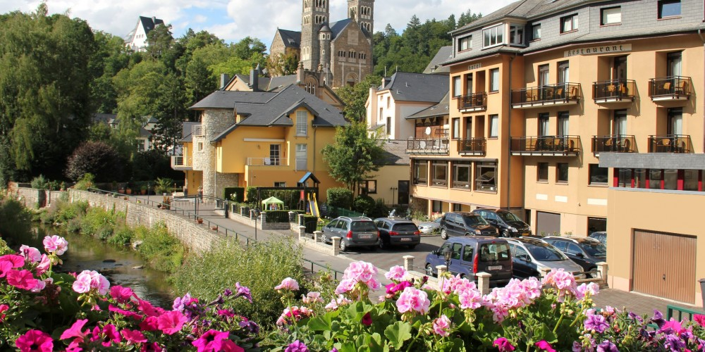 hôtel, Clervaux