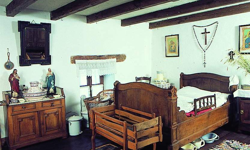 """Musée rural """"A Schiewesch"""" à Binsfeld"""