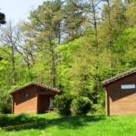 Chalets du Camping Le Roptai
