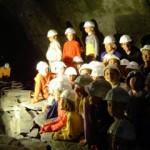 Mine d'ardoises dans la Semois namuroise